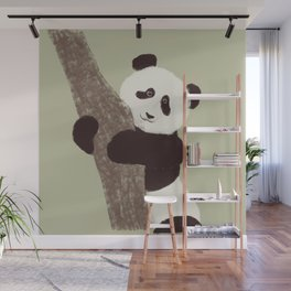 Lil panda Wall Mural