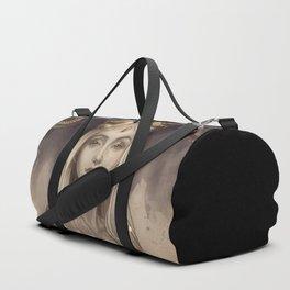 Zodiac Capricorn Duffle Bag