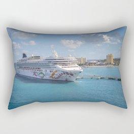 Norwegian Pearl - Ocho Rios Rectangular Pillow