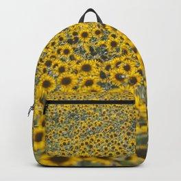 Sea of Sunflowers Backpack