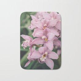 Orchid cascase Bath Mat