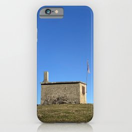 shepherd's hut iPhone Case