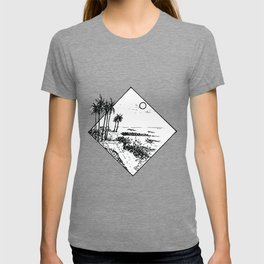 Kauai's shore T-shirt
