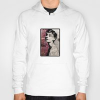 audrey Hoodies featuring Audrey by f_e_l_i_x_x