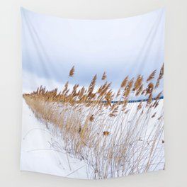 White field Wall Tapestry
