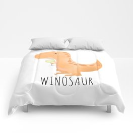 Winosaur   White Wine Comforters