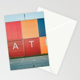 Amsterdam Noord Containers Stationery Cards