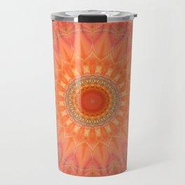 Mandala good mood Travel Mug