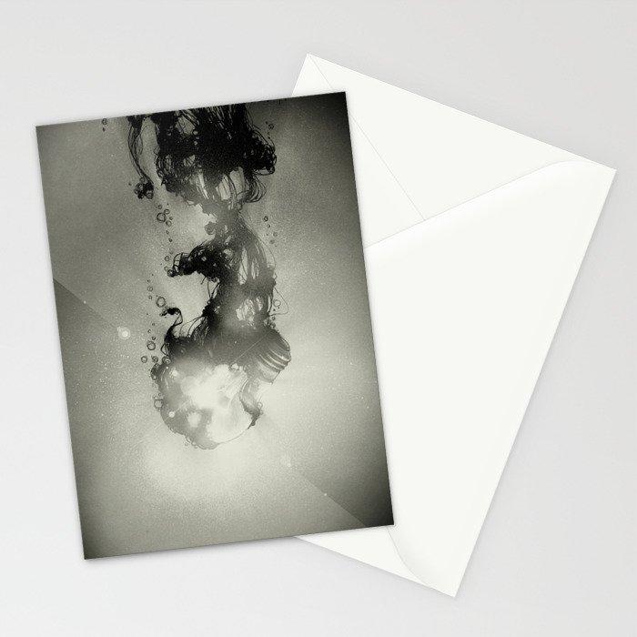 Black&White Idea Stationery Cards
