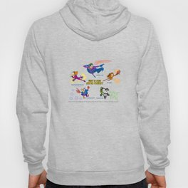 What is your Superpower  Hoody