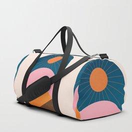 Abstraction_Sunshine_Minimalism_001 Duffle Bag