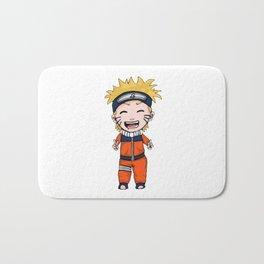 Naruto Uzumaki Laugh Bath Mat