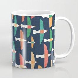 Vintage seagull Coffee Mug