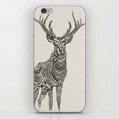 Polynesian Deer iPhone & iPod Skin
