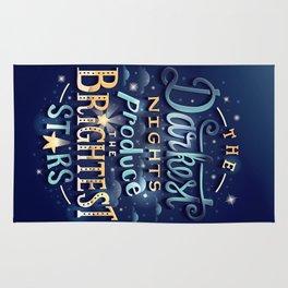 Brightest Stars Rug
