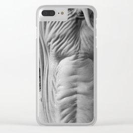 Freshpork Clear iPhone Case