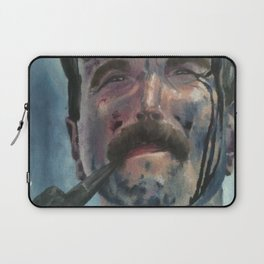 Drained Dry Laptop Sleeve