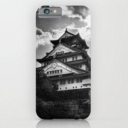 Osaka Castle - Japan series iPhone Case
