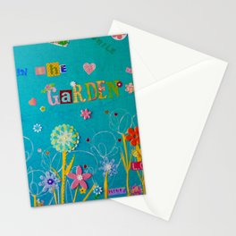 Laughter In The Garden Stationery Cards