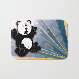 One Eyed Panda Bath Mat