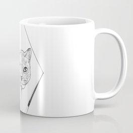 Dead or Live Cat Coffee Mug