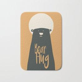 Big bear hug Bath Mat