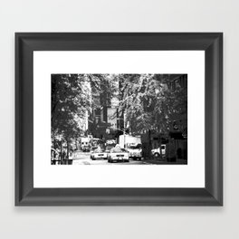 nyc Framed Art Print