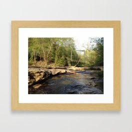 Room With A View. No. 4 Framed Art Print