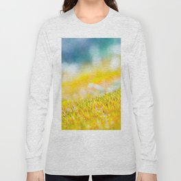 Colorful sprouts Long Sleeve T-shirt