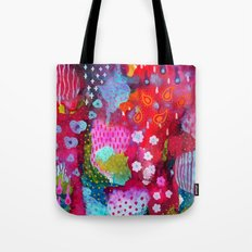 Flower Festival 2 Tote Bag