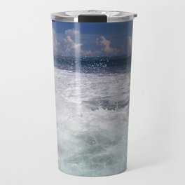 Sea Soul Waves Travel Mug