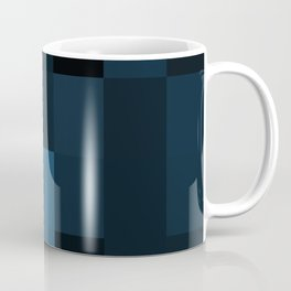 Midnight  Blue Design Coffee Mug