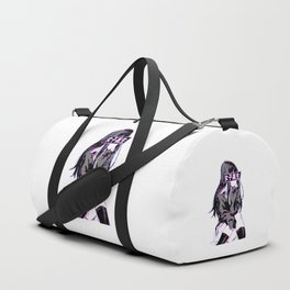 Anime Schoolgirl Duffle Bag