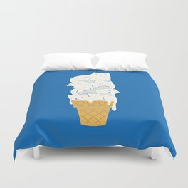 Cats Ice Cream Duvet Cover