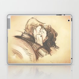 It Might Have Been - [Cap x Peggy] Laptop & iPad Skin