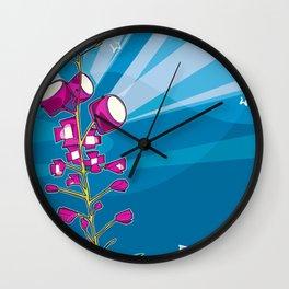 Dawson City Wall Clock
