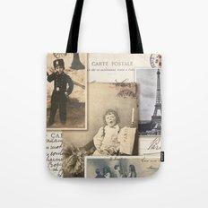 Postale Tote Bag