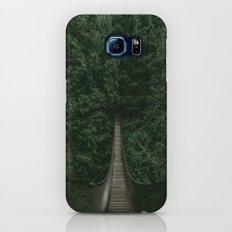 Into the Wilderness Galaxy S6 Slim Case