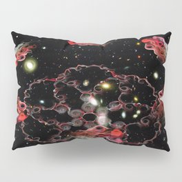 Dance of the Particles Pillow Sham