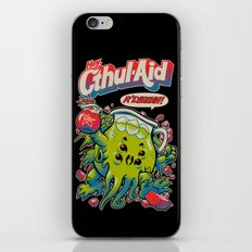 CTHUL-AID iPhone Skin