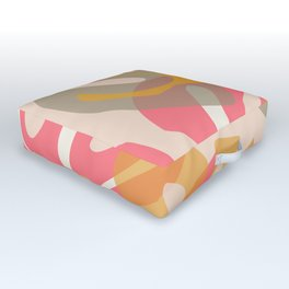 Tropical Wishes Outdoor Floor Cushion