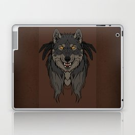 Tribal Werewolf Laptop & iPad Skin