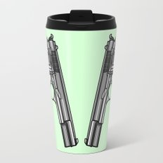 Hip Tattoo Pistols Travel Mug