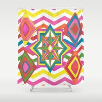 easter Shower Curtains featuring Easter by Smiley's Dreamboat