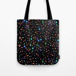 Splatter Intensified Tote Bag