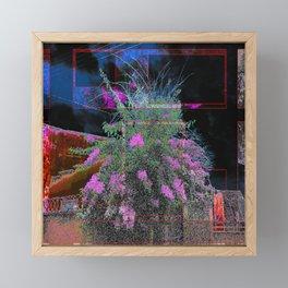 Frames Framed Mini Art Print