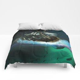 Kraken Attack Comforters