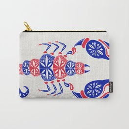 Patriotic Scorpion Carry-All Pouch