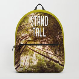 Stand Tall Backpack