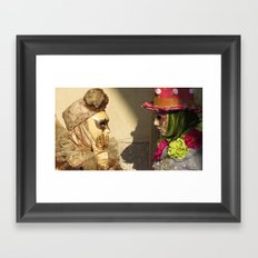 Intimate  Framed Art Print